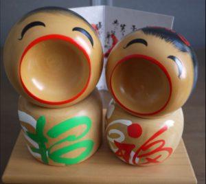 愛する福島のこけしです。親しみやすい、相談しやすい事務所を心がけています。